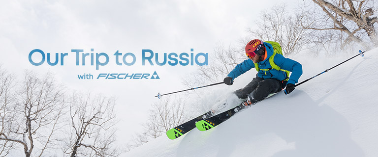 Our Trip to Russia with Fischer.