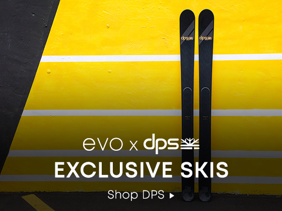 evo x dps. Exclusive Skis. Shop DPS