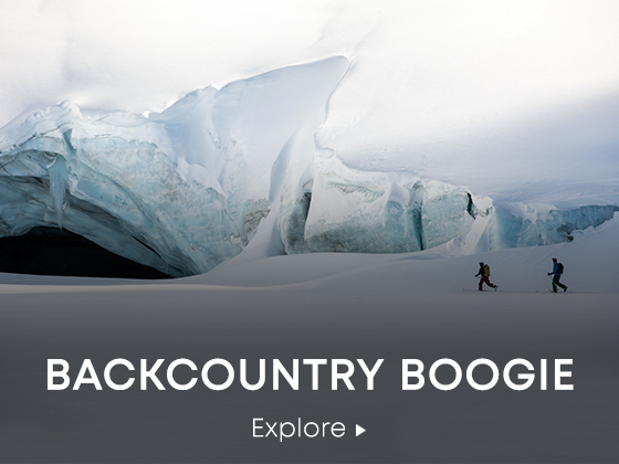Backcountry Boogie. Explore