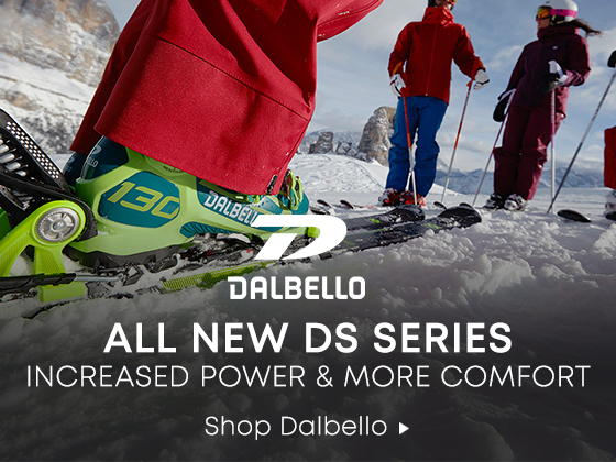 Dalbello. All New DS Series Increased Power and More Comfort. Shop Dalbello
