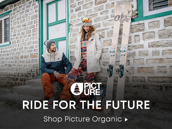Picture Organic. Ride For the Future. Shop Picture Organic