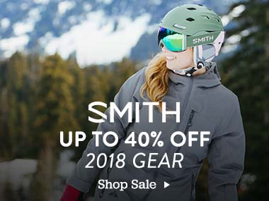 Smith Up to 40% Off 2018 Gear. Shop Sale.