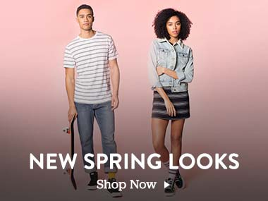 New Spring Looks. Shop Now