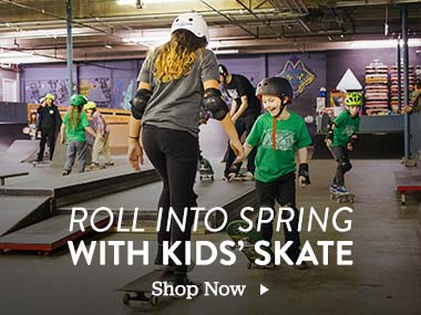 Roll into Spring With Kids' Skate. Shop Now