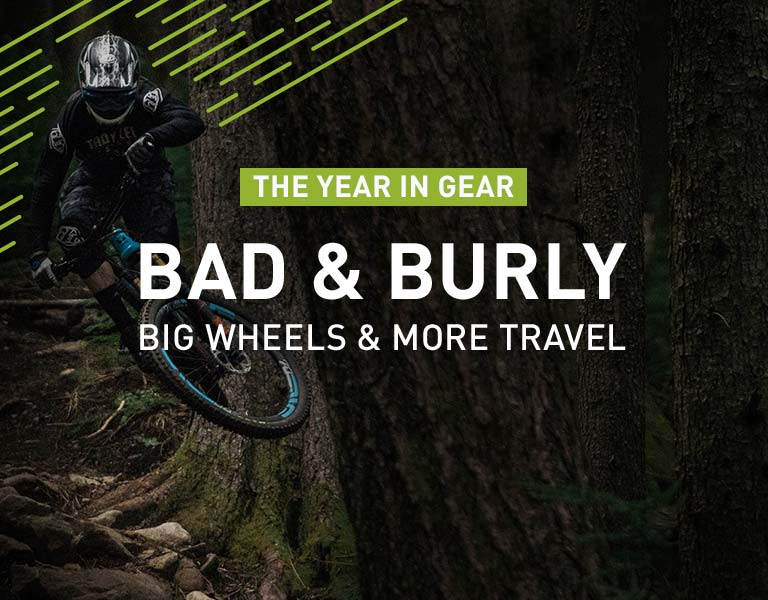 The Year In gear. 2018 Bike Trends. Bad & Burly