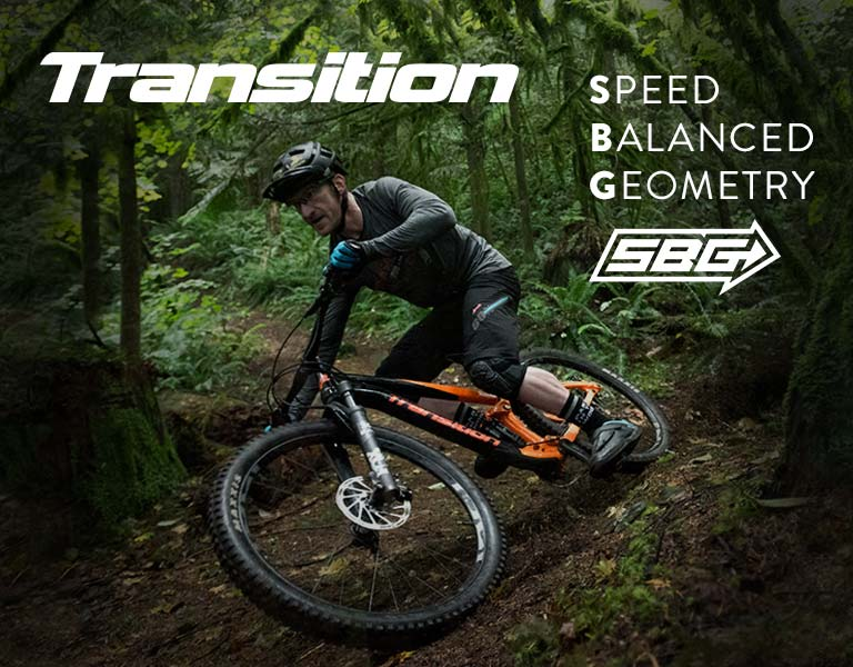 Transitions New Geometry SBG