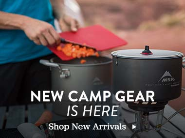 New Camp Gear is Here. Shop New Arrivals.