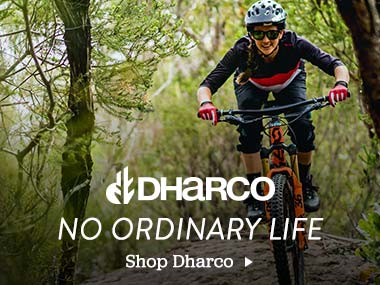 Dharco. No Ordinary Life. Shop Dharco.