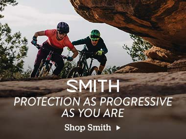 Smith. Protection As Progressive As You Are. Shop Smith.