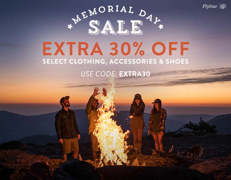 The Memorial Day Sale - Extra 30% Off Clothing