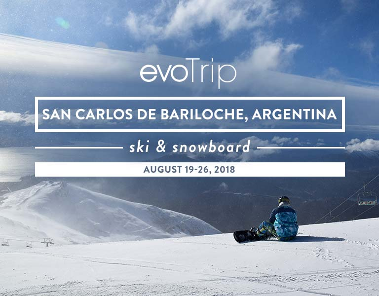 evoTrip Argentina. Travel With Us.
