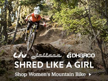 Liv. Juliana. Dharco. Shred like a Girl. Shop Women's Mountain Bike.