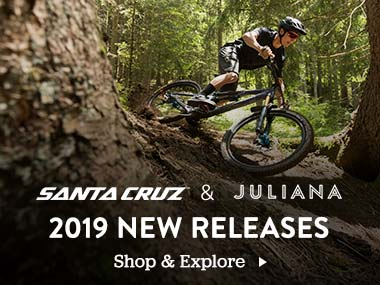 Santa Cruz and Juliana. 2019 New Releases. Shop and Explore.
