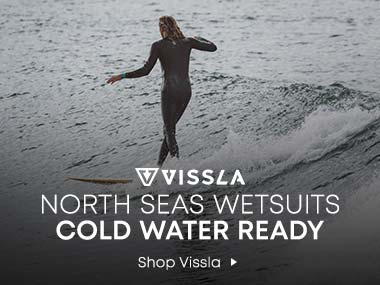 Vissla. North Seas Wetsuits. Cold Water Ready. Shop Vissla