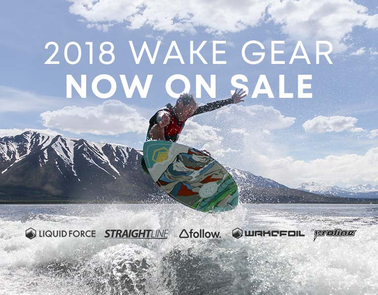 2018 Wake On Sale. Shop Sale.