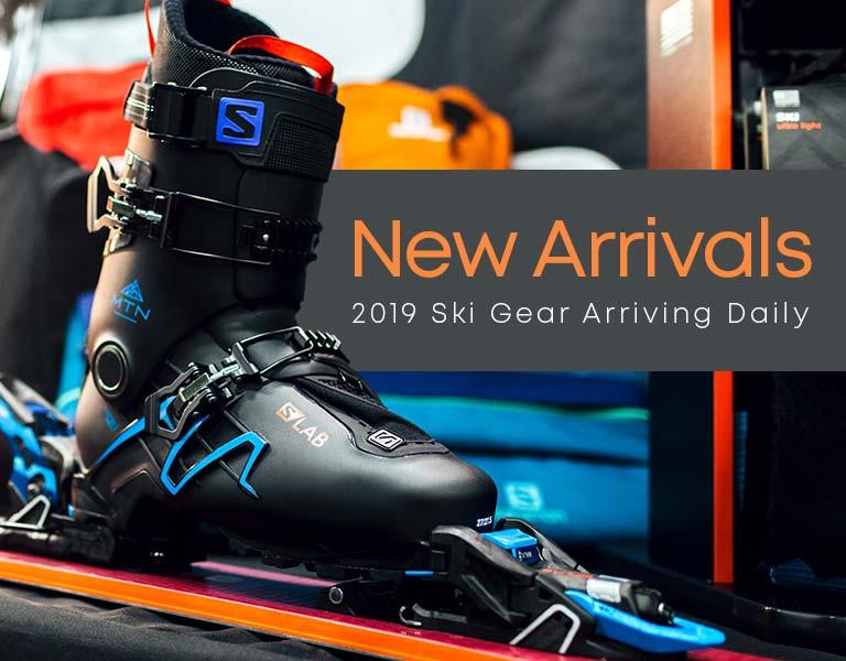 New Arrivals 2019 Ski Gear