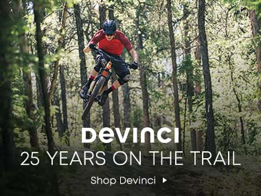Devinci. 25 Years on the Trail. Shop Devinci
