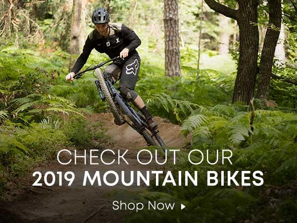 mountain bikes full suspension enduro xc trail