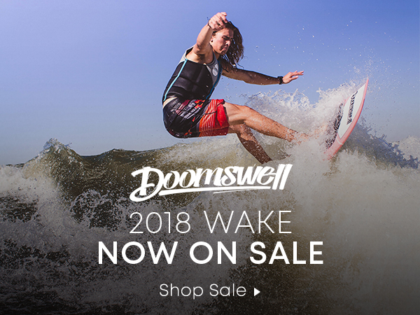 Doomswell. 2018 Wake Now On Sale. Shop Sale
