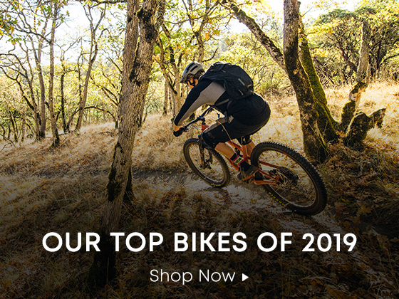 Our Top Bikes of 2019. Shop Now.