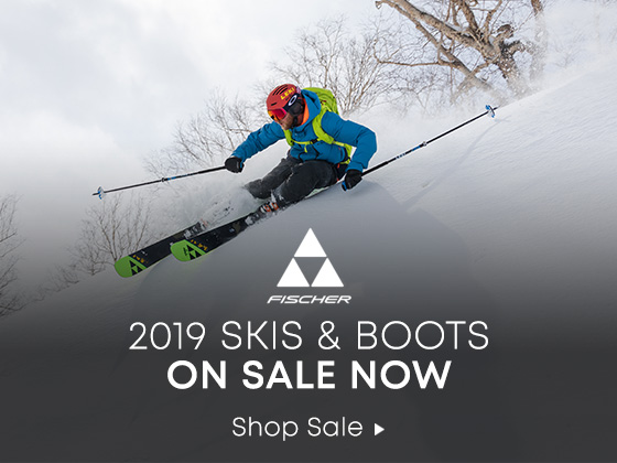 Fischer 2019 Skis and Boots On Sale Now