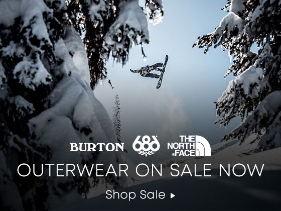 Burton 686 The North Face. Outerwear On Sale Now. Shop Sale