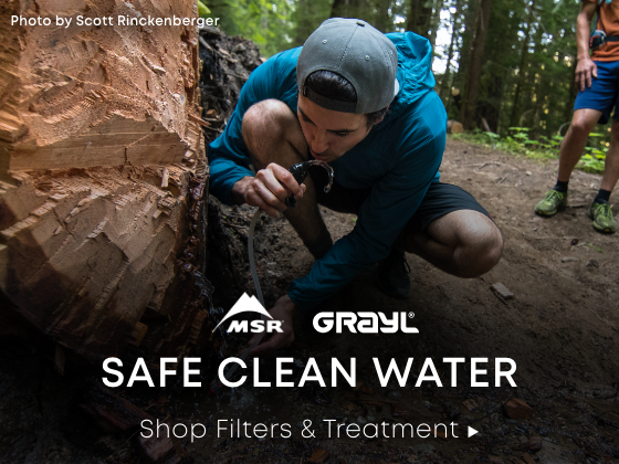 Safe Clean Water. Shop Filters and Treatment