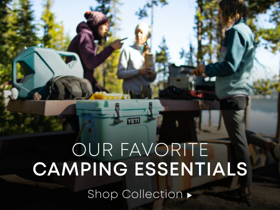 Our Favorite Camping Essentials