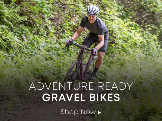 Adventure Ready Gravel Bikes