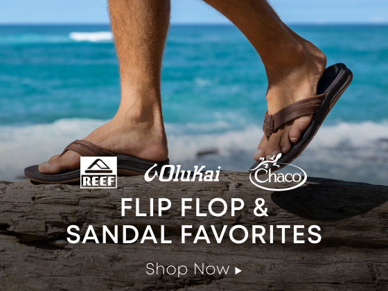 Flip Flop & Sandal Favorites