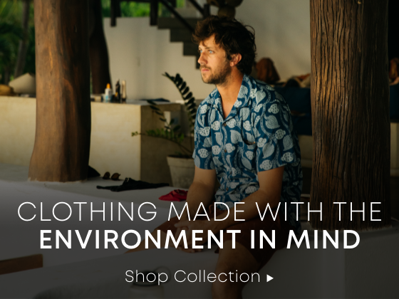 Clothing Made With The Environment In Mind