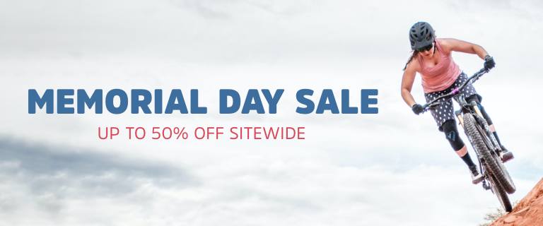 Memorial Day Sale Up to 50% Off Sitewide