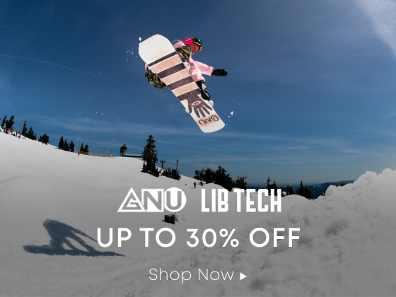 Up to 30% Off Lib-Tech & GNU