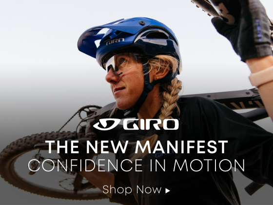 The New Giro Manifest. Confidence in Motion.
