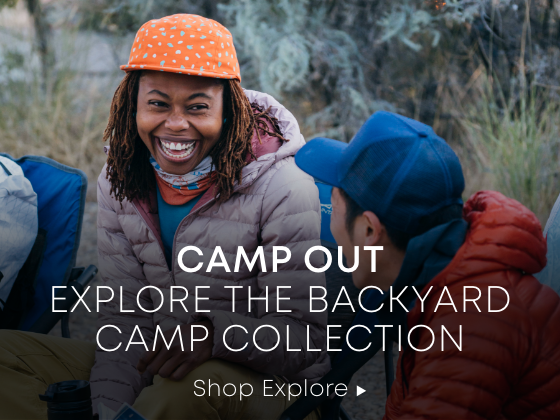 Explore the Backyard Camp Collection