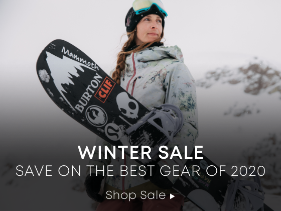 Winter Clearance - Up to 70% Off Ski, Snowboard, Outerwear and More