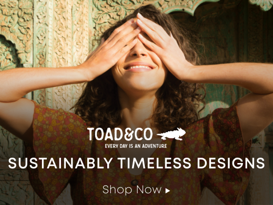 Toad & Co - Sustainably Timeless Designs