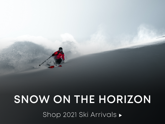 Snow on the Horizon Shop 2021 Ski Arrivals