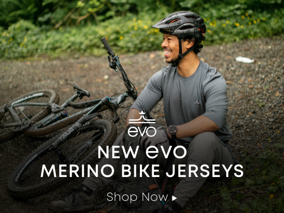 new evo merino bike jerseys