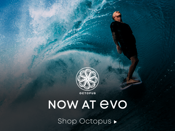 Octopus now at evo