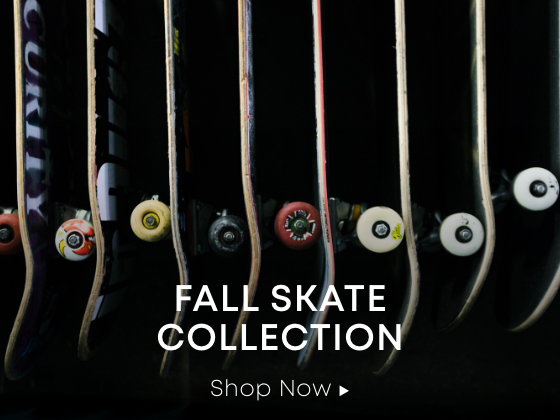 Fall Skate Collection