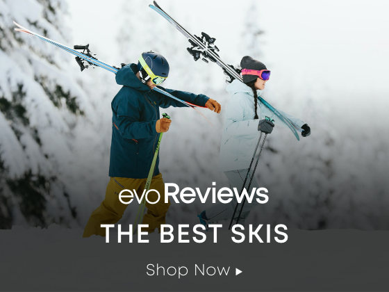 evoReviews: The Best Skis. Shop Now