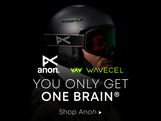 anon. wavecel. you only get one brain. shop anon.