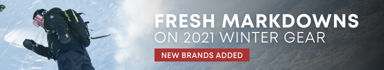 new markdowns on 2021 gear. new brands added. shop now.
