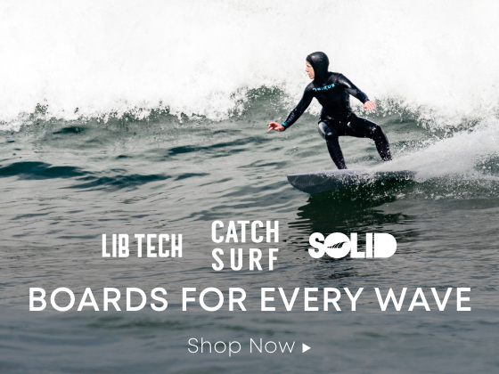 Boards for Every Wave
