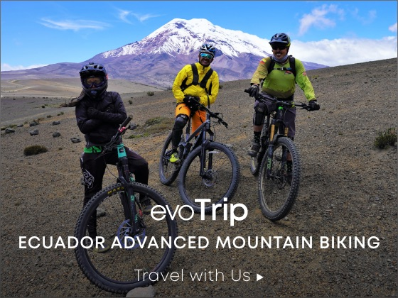 Ecuador Advanced Mountain Biking