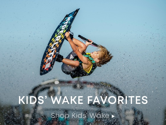 Kids' Wake Favorites
