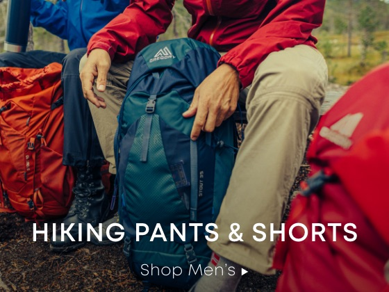Men's Hiking Pants & Shorts