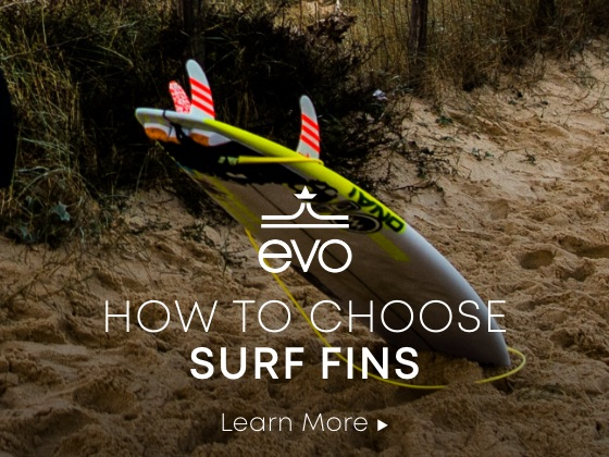 How to Choose Surf Fins