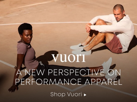 A New Perspective on Performance Apparel